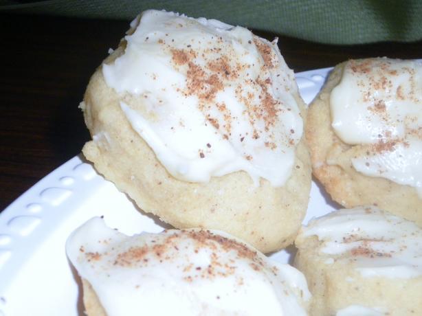 Nutmeg Bites from King Arthur Flour