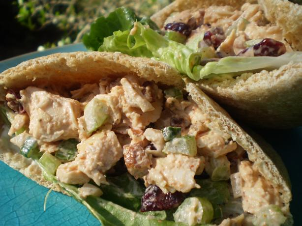 ForeverMama's Fabulous Chicken Salad