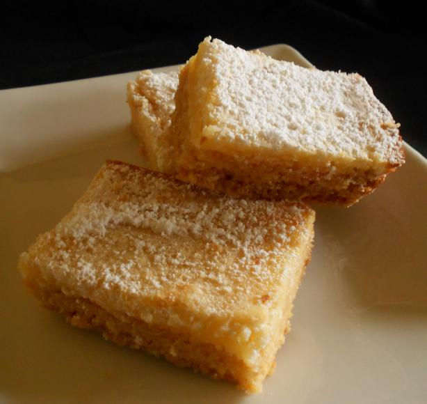 Deluxe Lemon Bars