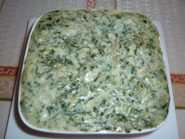 Michael's Spinach Artichoke Dip
