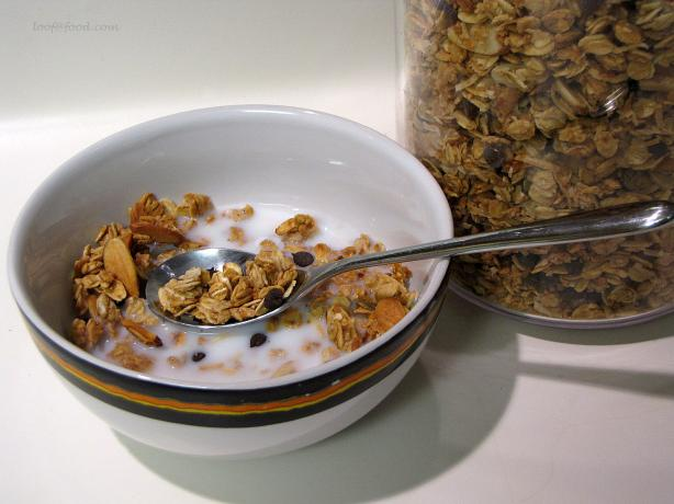 Yummy Homemade Granola