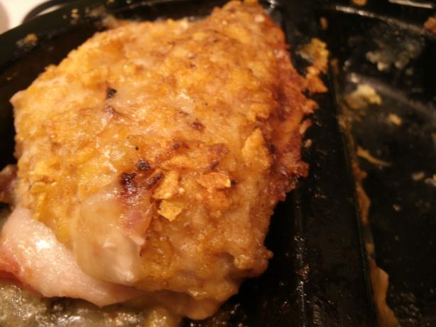 Chicken Cordon Bleu for the GT Express 101 Machine