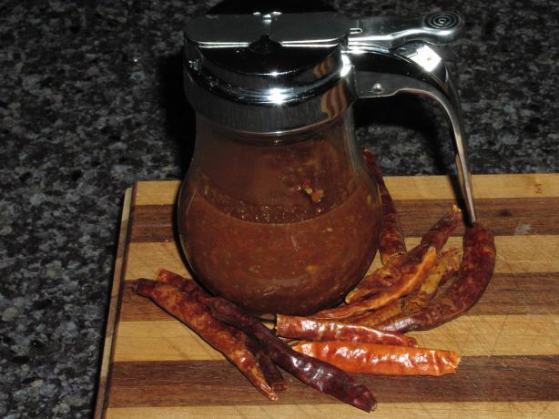 Indonesian Sambal Sauce