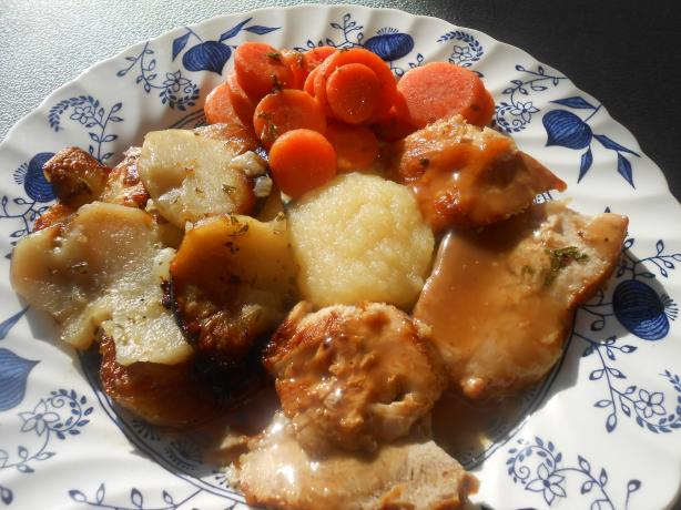 French Roast Pork