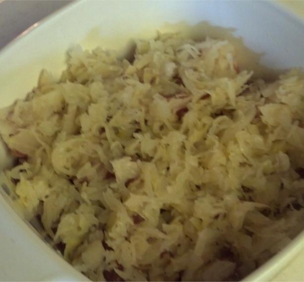 Saurkraut Pork