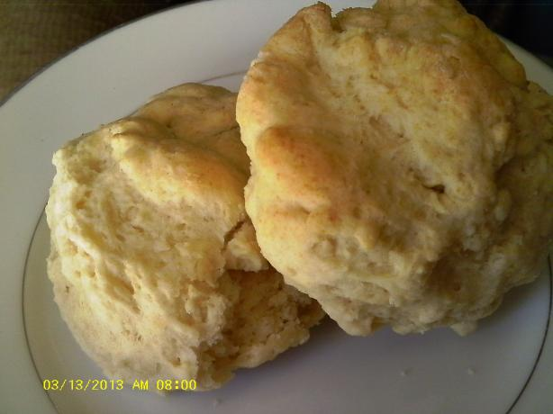 Southern Oil Biscuits With Self Rising Flour