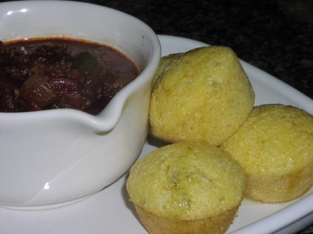 Mini Jalapeno Muffins