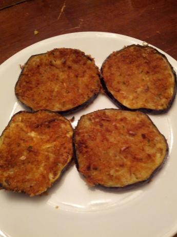Excellent Fried Eggplant