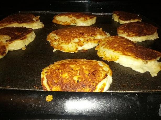 Marc's 3's Pancakes