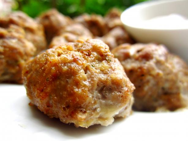 Hidden Valley Ranch Meatballs