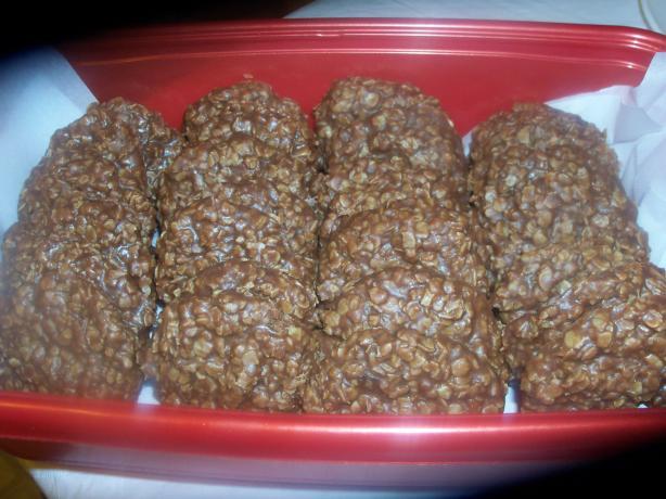 Oatmeal Fudge/No Bake