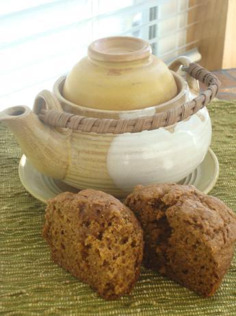 Applesauce Squash Muffins