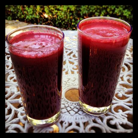 Beet (And Other Veggie) Juice
