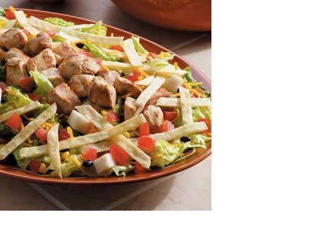 Southwestern Ranch Salad #RSC