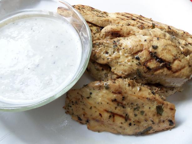 Mediterranean Grilled Chicken Fingers #RSC