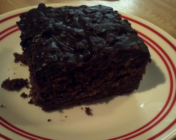 Chocolate Pepsi Cake