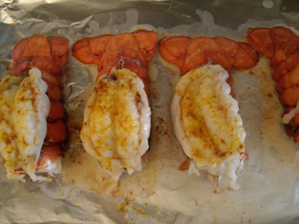 How to Broil a Lobster Tail