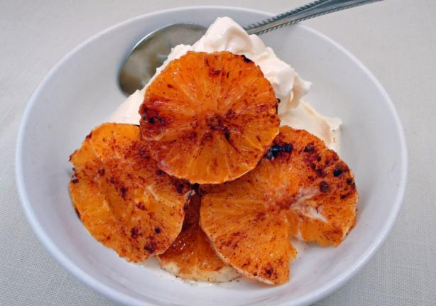 Roasted Oranges