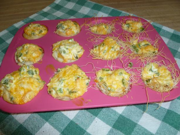 Jalapeno Popper Cups