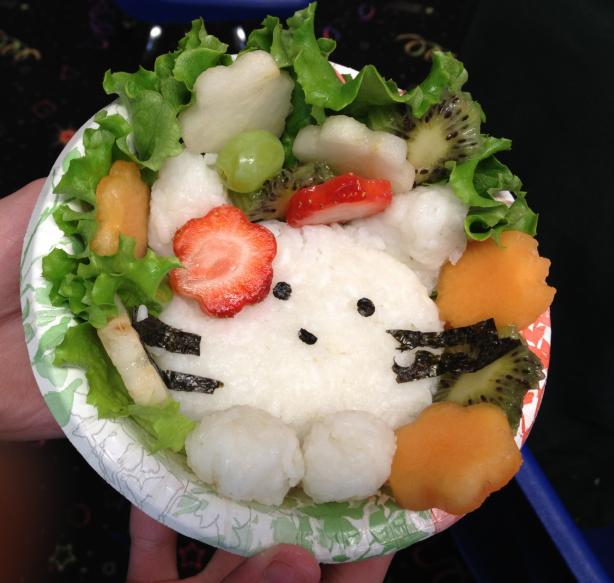 Japanese Onigiri and Bento Box