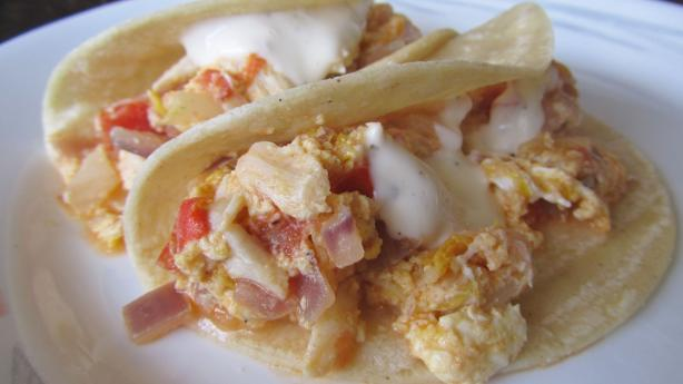 Crab Meat Tacos