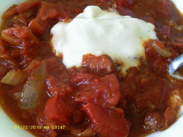 Tomato Stew Lecso