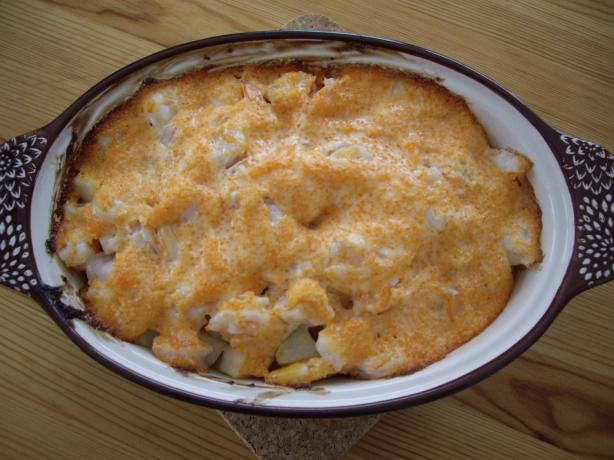 Surprise Simply Potatoes Seafood Bake #5FIX