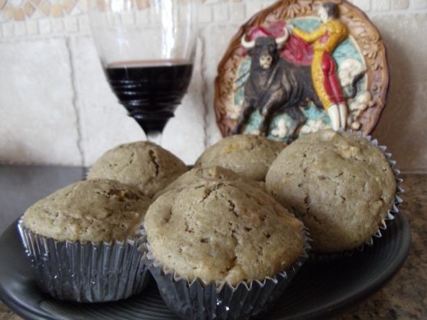 Sangria Muffins