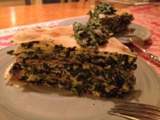 Potato Spinach Gateau #5FIX