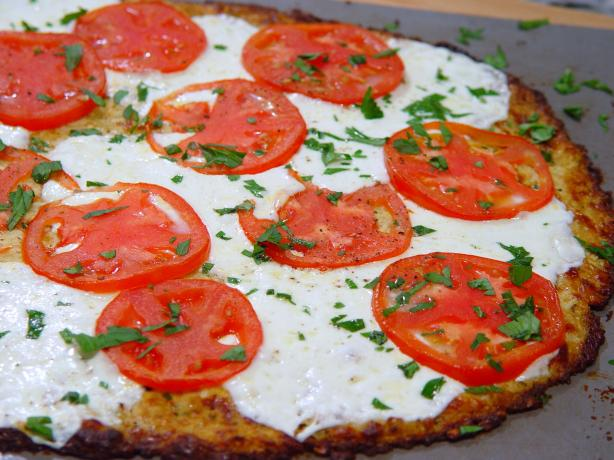 Cauliflower Crust Pizza.....you Won't Believe It!