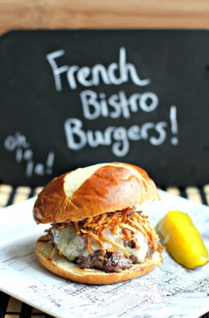 French Bistro Burgers #5FIX