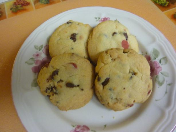Eggless Short Bread Cookies