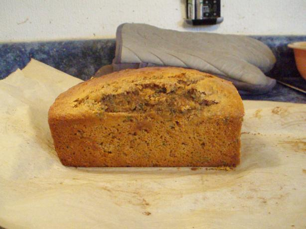 Parsley and Baked Bean Loaf