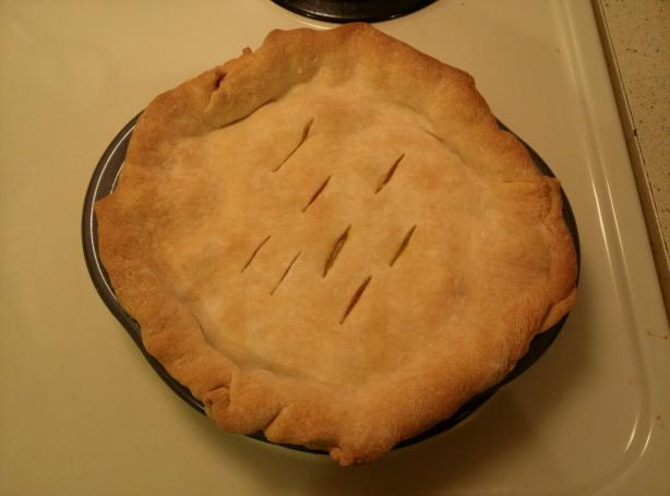Sarah's Chicken Pot Pie