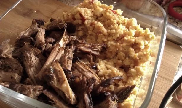 Seswaa (Stewed Beef)