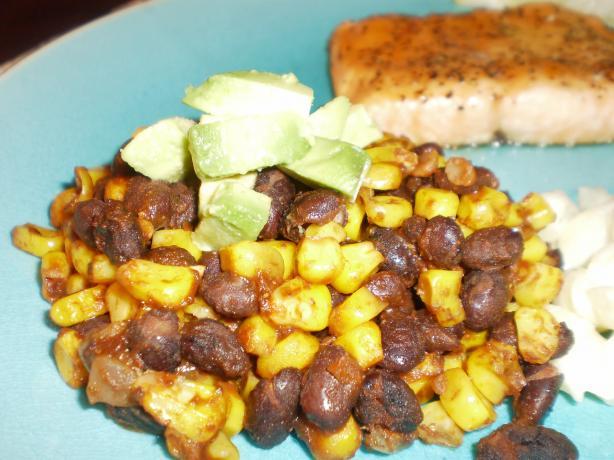 Black Beans & Corn