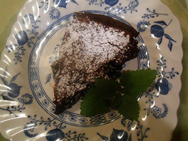 Fudgy Skillet Brownies