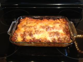 Jennie's Flavorful Cottage Cheese Lasagna