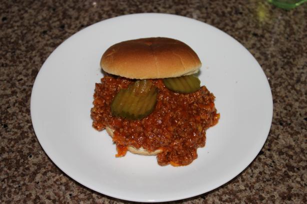 BBQ Spoonburgers