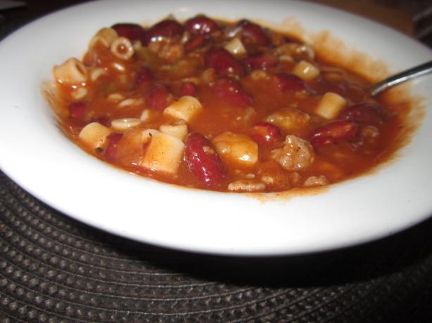 Ski Soup