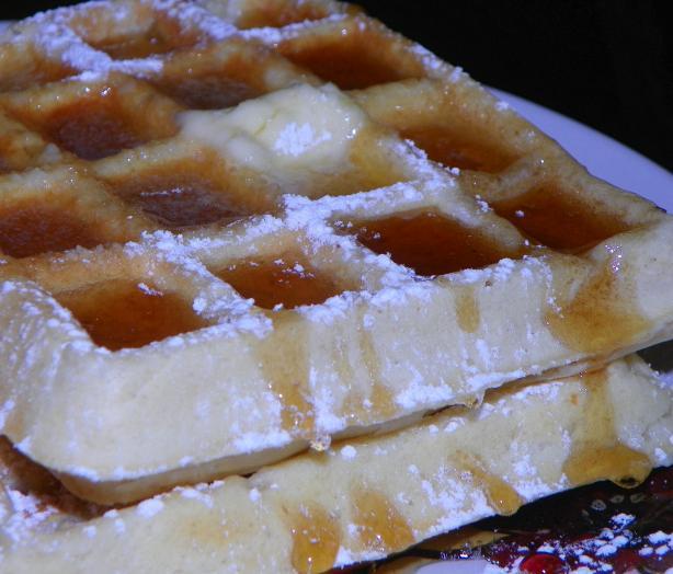 Sunbeam Waffles