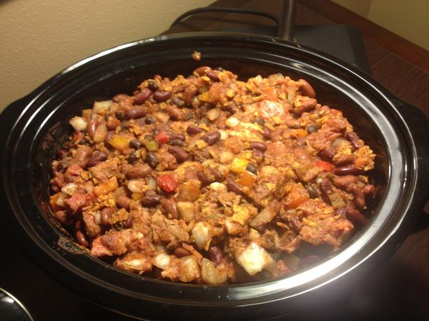 $50 Chili - for the Crockpot