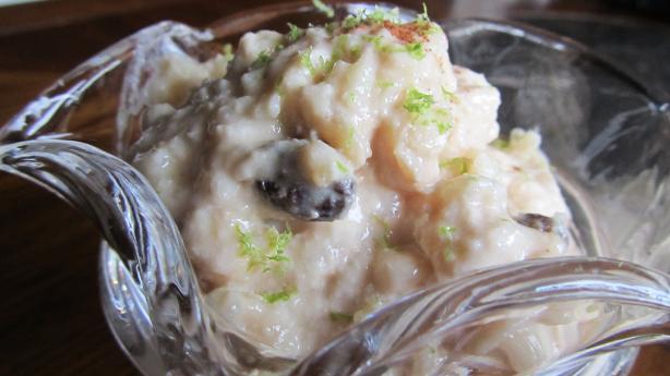 Port Royal Rice Pudding