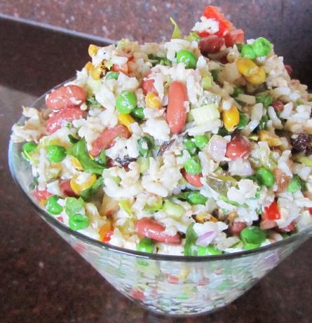 Zen Rice Salad