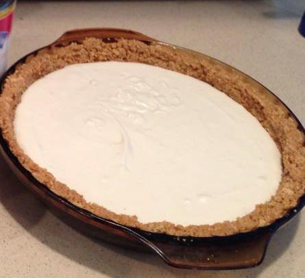 Vegan Cheese Pie