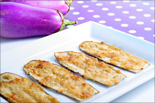 Roasted Miso Eggplant
