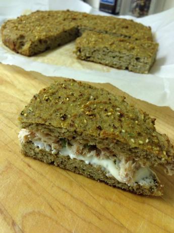 Paleo Coconut Rosemary Bread