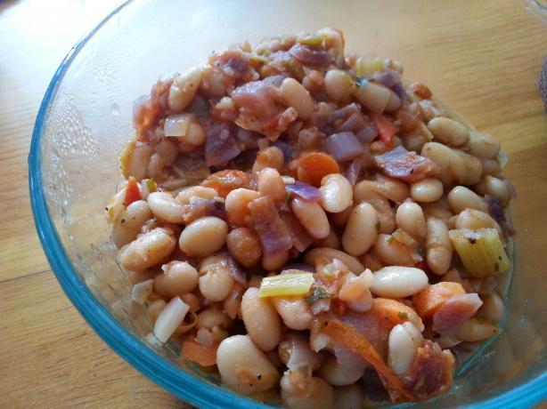Beans Plaki
