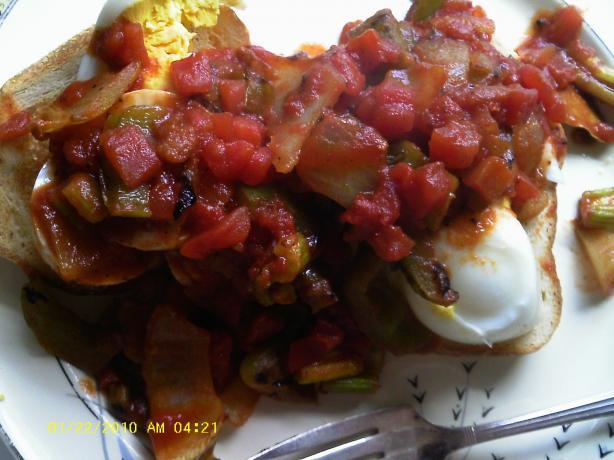 Creole Eggs