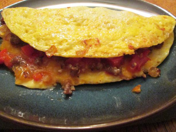 Tunisian Omelet